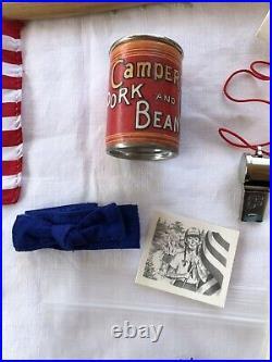 Pleasant Company American Girl Mollys Capture The Flag Gear