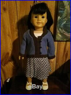 Pleasant Company American Girl Rare Asian Oriental 749/76 JLY #4 Retired in 2011