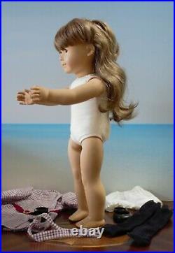 Pleasant Company, American Girl Samantha White Body