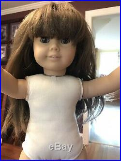 Pleasant Company/American Girl White Body Samantha Artists Mark, Meet, Acc MORE