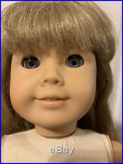 Pleasant Company KIRSTEN White Body American Girl Doll, Tinsel Hair