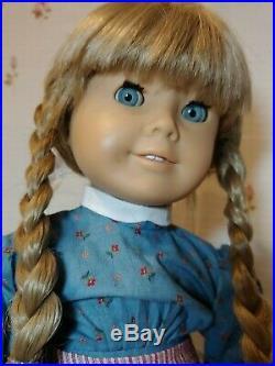 Pleasant Company Kirsten White Body American Girl FREE SHIP