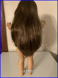 Pleasant Company Molly White Body Doll Vintage American Girl