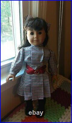 Pleasant Company Original Samantha Parkington American Girl Doll and accessories