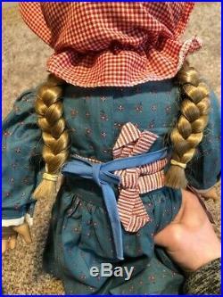 Pleasant company Kirsten American Girl Doll tan body, EUC, original boxes