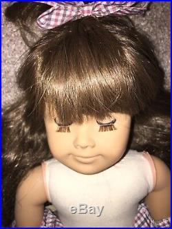 Pleasant company samantha White Body Doll American Girl