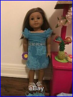 RARE American Girl Doll KALANI with HUGE Lot