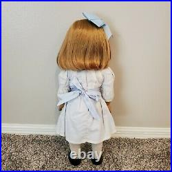 RETIRED AMERICAN GIRL PLEASANT COMPANY DOLL NELLIE in MEET OUTFIT EXCELLENT