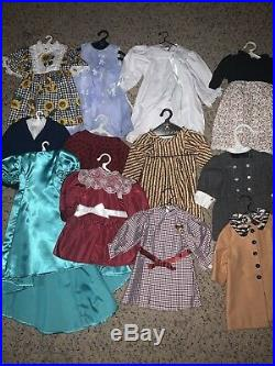 RETIRED American Girl Doll Pleasant Co. Samantha FULL of DRESSES, SHOES, & MORE