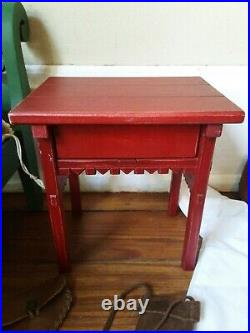 RETIRED Pleasant Company JOSEFINA Doll NIGHTSTAND OUTFIT BED American Girl