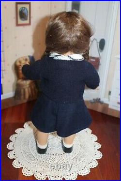 RETIRED & RARE American Girl Doll Molly, White Body, West Germany 1986 Tag, EUC