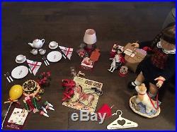 RETIRED original Pleasant Company American Girl Molly McIntire doll & collection
