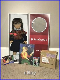 RETRED American Girl Doll Used, Molly McIntire, 18 Inches