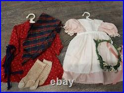 Retired 18 Pleasant Company American Girl Kirsten Doll in Factory Braids