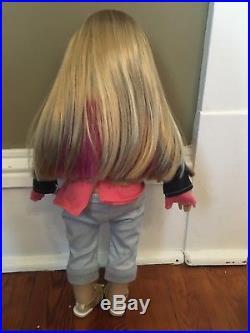 Retired 2014 American Girl Doll Isabelle