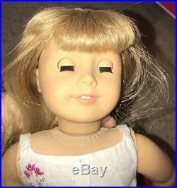 Retired American Girl Doll Gwen Thompson In Original Box Chrissa's Friend