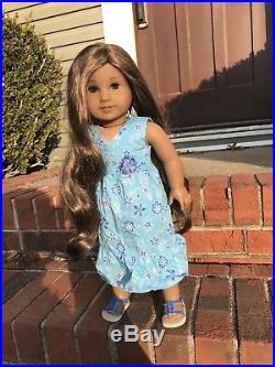 Retired American Girl Doll Kanani