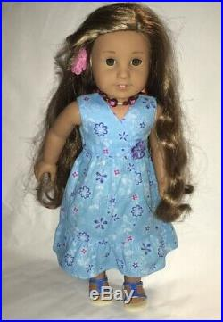 Retired American Girl Doll Kanani Doll of the Year 2011