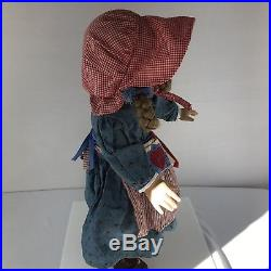 Retired American Girl Doll Kirsten Pleasant Company Original Box Historical