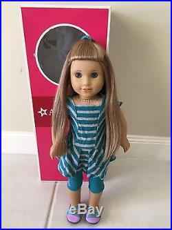 Retired American Girl of the year 2012 McKenna Doll in Box with Original Outfit