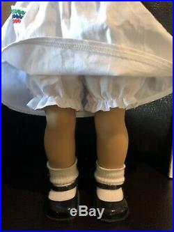 Retired Molly McIntire American Girl Doll + 2 outfits, book, Excellent Condition