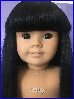 Retired Pleasant Company Number 4 in GUC American Girl