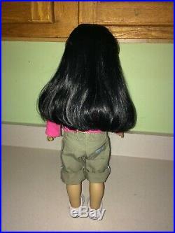 Retired & Rare Asian American Girl Doll #4