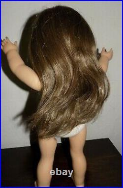 Retired WHITE BODY Pleasant Company Samantha American Girl Doll, 1986 Meet Dress