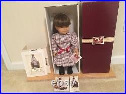 SAMANTHA DOLL American Girl Pleasant Company white body in box EUC