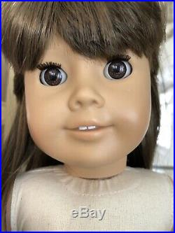 Samantha White Body American Girl Doll in BOX Pleasant Company! EXCELLENT