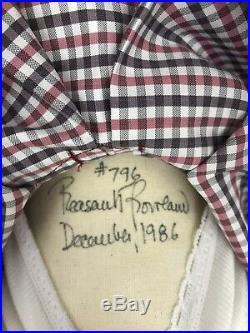Signed 1986 Pleasant Company Samantha #796