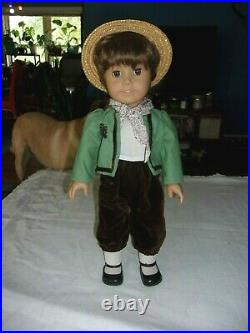 Super Rare Gotz Modell Romino Boy Doll with Original Outfit Pre American Girl