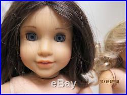 TLC Box Lot 3 American Girl Dolls GOTY Chrissa Lanie McKenna OOAK Holiday #3