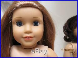 TLC Box Lot 3 American Girl Dolls GOTY Lindsey Mia McKenna OOAK Fixer Holiday #4