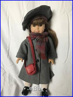 Two 18 American Girl Dolls LOT Kit Kittredge and Molly with many accessories
