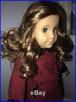 Used Rebecca American Girl Doll Retired