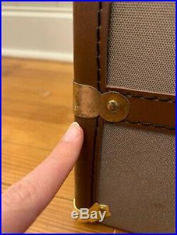 VG Pleasant Company American Girl Samantha Steamer Trunk Wardrobe Closet Case