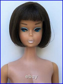 Vintage American Girl AG Brunette Barbie Doll bendable Bend leg MINT Original