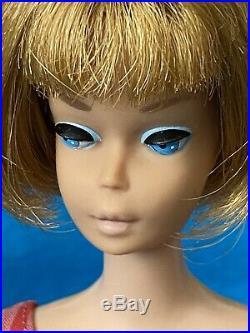 Vintage American Girl Barbie Doll STUNNING ORIGINAL makeup NO touch ups