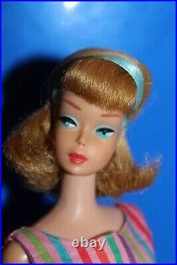 Vintage American Girl Barbie Side Part Original with box and more