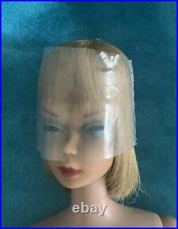 Vintage American Girl Barbie (Thick Hair) Blonde Original Fashion Luncheon Suit