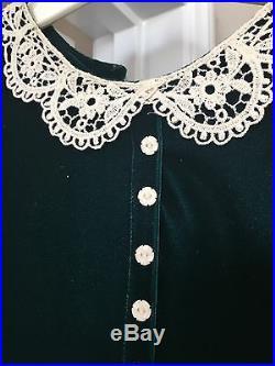 Vintage American Girls Dress Like Your Doll Dress