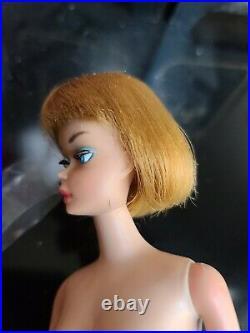 Vintage Ashe blonde American Girl Barbie original BL body TLC
