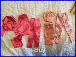 Vintage Barbie American Girl Dolls Inc Lh, Swirl, 1600 Series Clothing+ Lot