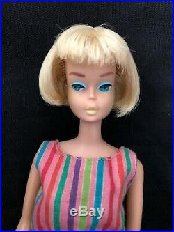 Vintage Barbie MATTEL Blonde AMERICAN GIRL Doll