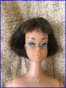 Vintage Brunette American Girl Barbie Doll TLC with clothes