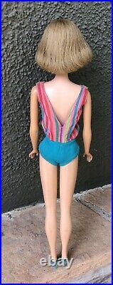 Vintage Long Hair HIGH Color American Girl Barbie Doll GORGEOUS