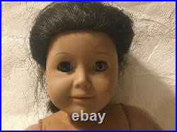 Vintage Pleasant Company American Girl Doll Just Like You #15 Medium Skin 18