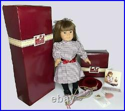 Vintage Pleasant Company American Girl Samantha Doll Accessories Box (1986)