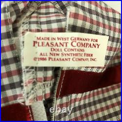 Vintage Pleasant Company American Girl Samantha Doll Accessories Box (1986)